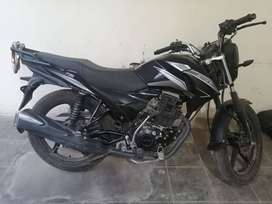 Moto lineal marca Jetto 2020