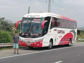 Vendo de Oportunidad Bus Interprovincial de la Coop. San Cristobal