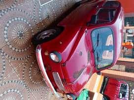 FIAT 600 MODELO 1971. acepto moto 110 . y efectivo