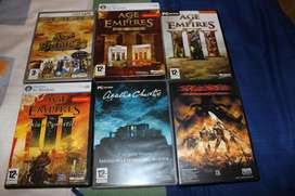 series anime juegos pc