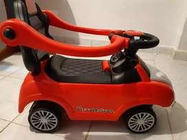 Vendo carro con sonidos y coche para bebé