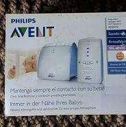 BABY CALL Avent Philips Inalambrico Luz Nocturna Monitor