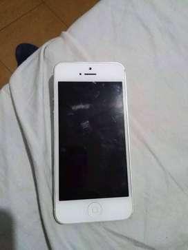 vendo iphone en perfectas condiciones