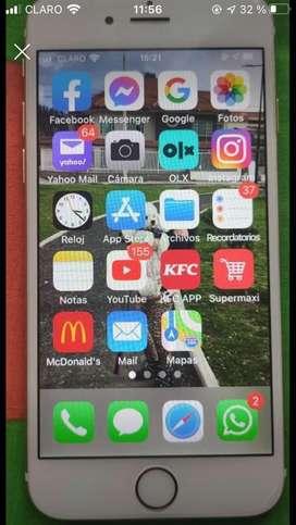 Iphone 6s Vendo o Cambio