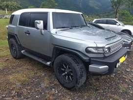 Toyota Fj Cruiser cara nueva