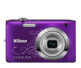 Camara Nikon Coolpix S2600