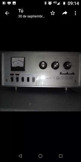 Amplificador 1200 w