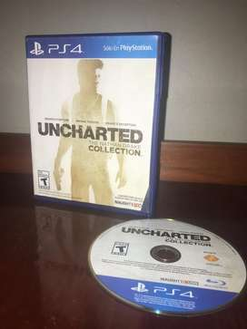 Uncharted Collection Ps4 Playstation 4