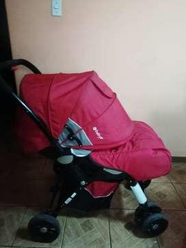 Coche cuna para bebe Ebaby