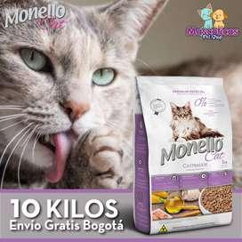 MONELLO CAT CASTRADO 10.1 K