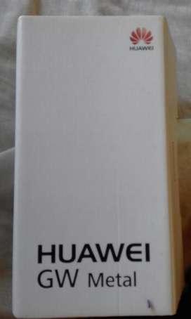 Caja de Celular Huawei Gw Metal