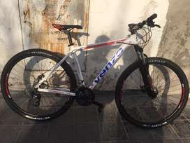 Vendo Bicicleta con 1 mes de uso