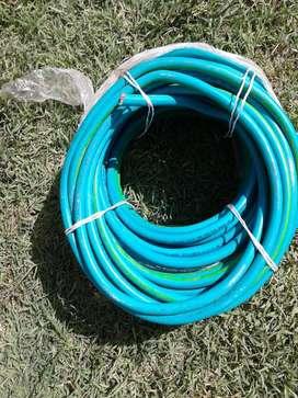 Cable 25mm Verde/Amarillo   rollo de 25 mts.