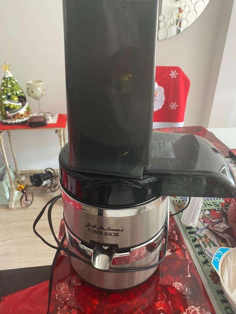 Estractor de fruta el original power juicer 0