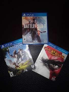VideoJuegos de PlayStation 4