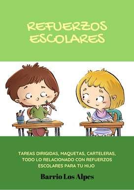 Refuerzo Escolar Para Niños
