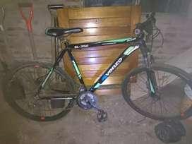 Bicicleta Venzo 21V Nueva Poco uso