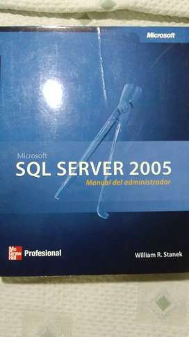 Libro SQL Server 2005 Manual del Administrador