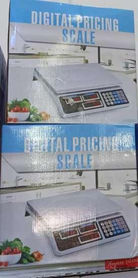 Báscula digital pricing