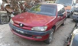 Repuestos y accesorios Peugeot 306 1.8 16v 1999