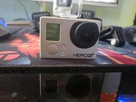 Gopro hero 3+ con accesorios