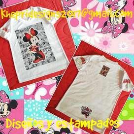 Camiseta para Niñ@ Personalizada