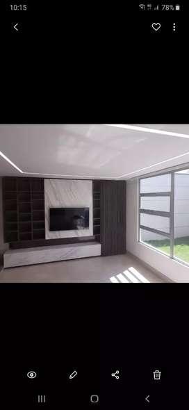 Fabricacion de muebles modulares. .