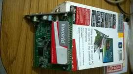 Sintonizadora de TV y Radio PCI interna para PC