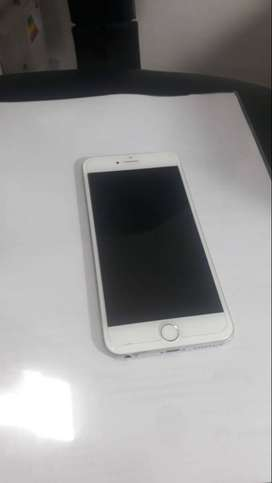 iPhone 6 Plus 64 Gb Plata Buen Estado