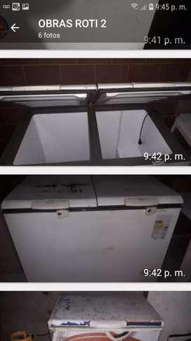 freezer grande