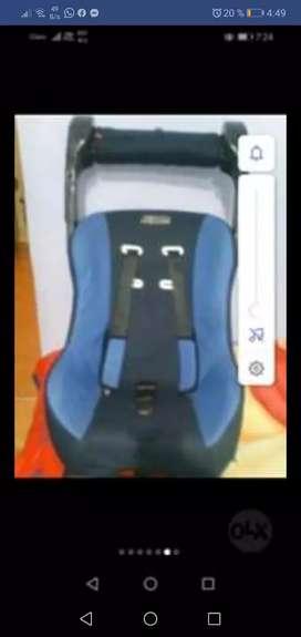 Coche y silla para bebés