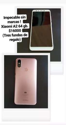 Xiaomi A2 64gb color rosa. IMPECABLE, como nuevo!!