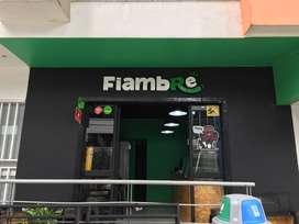 Venta negocio de comidas acreditado FIAMBRE