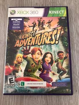 Videojuego kinect aventures