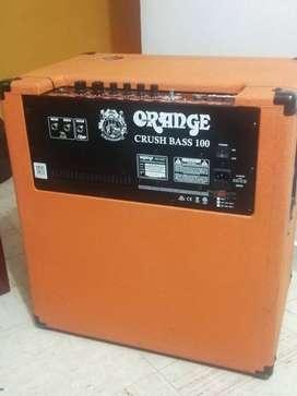 Amplificador de bajo Orange 100 w
