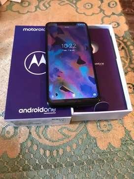 Vendo MotorolaOne como nuevo