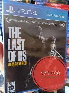 The Last Of Us PROMOCION últimas unidades
