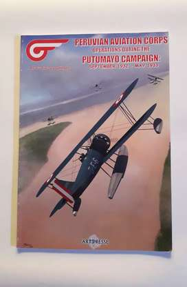 Peruvian Aviation Corps Operations During the Putumayo Campaign