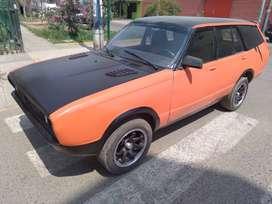 stanza  station wagon motor 1500