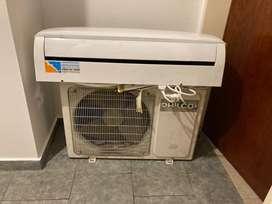Aire acondicionado Tipo split (frío/calor) / Marca Philco / 3 años de uso / impecable / $35000