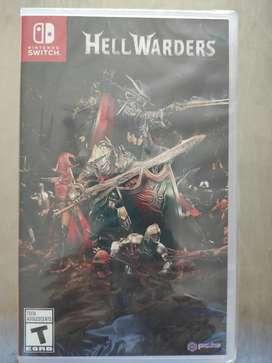 Videojuego Hell Warders Nintendo Switch