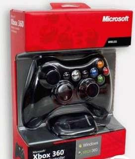 Control Alámbrico para XBOX 360 Y PC