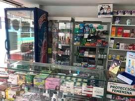 Oferta vendo drogueria GALERIAS