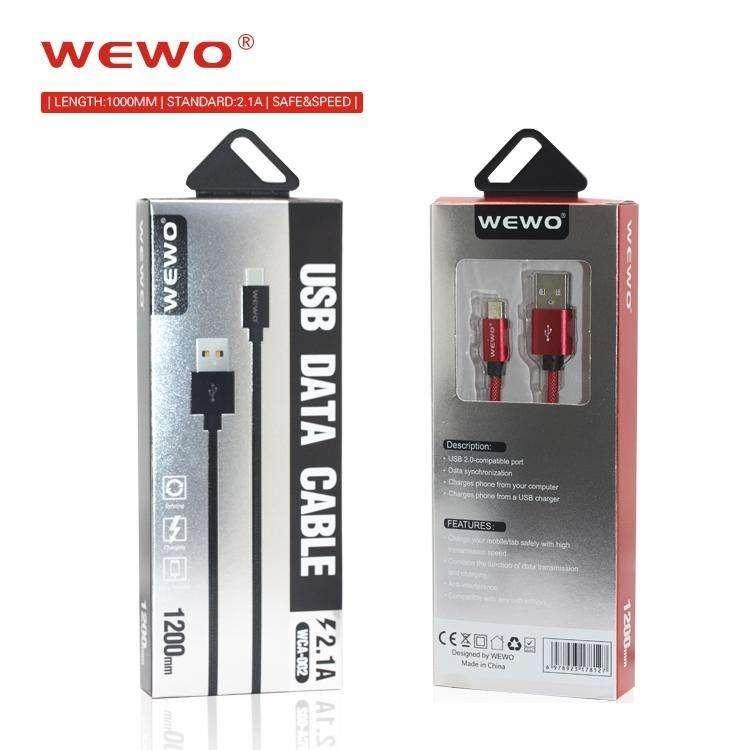 Cable Nylon Reforzado Metal Tipo C Carga Rapida 2,4A Mate 20 S8 S9 P20 S10 0