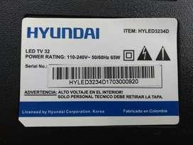 Tv Hyundai Hyled3234d para Repuestos