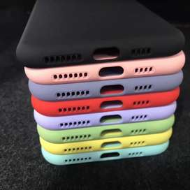 Forro Silicone cases protector iphone, samsung