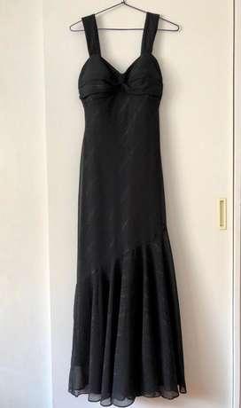 Vestido Negro Largo Small