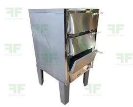 Horno Panadería - Fabricamos Hornos en acero inoxidable según tu presupuesto