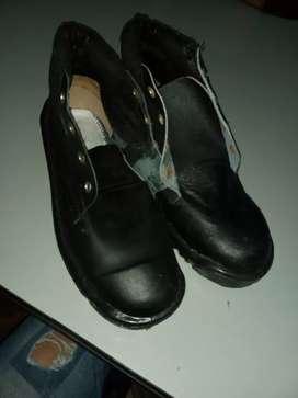 Zapatos de seguridas