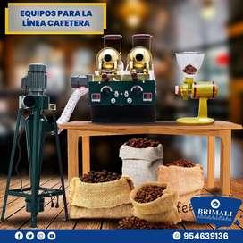 Tostadora de café  -  Brimali industrial